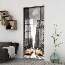 Drzwi Szklane Przesuwne 75 GR-H013 KASETA