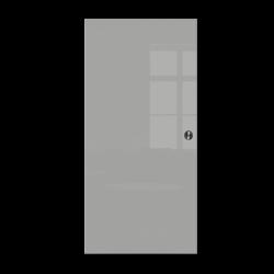 Drzwi Szklane Przesuwne 95 VSG SATYNA KASETA