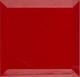 Płytki Kafelki Lustrzane 20X20 4MM Faza Czerwona